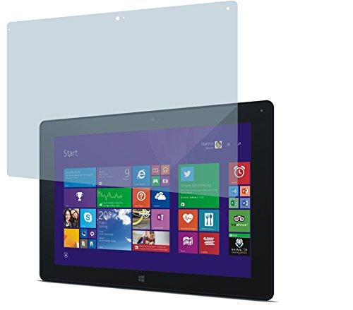 4ProTec Odys Wintab 10 (2 Stück) Premium Bildschirmschutzfolie Displayschutzfolie ANTIREFLEX Schutzhülle Bildschirmschutz Bildschirmfolie Folie