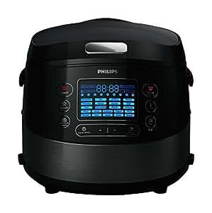 Amazon.de: Philips HD4749/77 Multicooker/Multikocher Viva