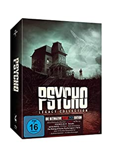 Psycho Legacy Collection [Blu-ray]