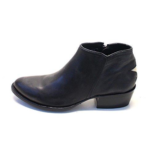 Mexicana , Bottes et bottines cowboy femme Schwarz (Black)