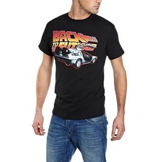 Trademark Herren T-Shirt, Gr. X-Large, Schwarz (Black)