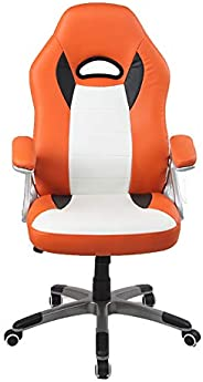 Racoor Video Gaming Chair, Multi Color - H 116 cm x W 49 cm x D 49.5 cm