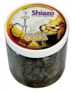 Shiazo Pierres à chicha 250 g Sans nicotine Substitut au tabac Saveur coca