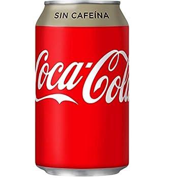 Coca Cola Sin Cafeina...