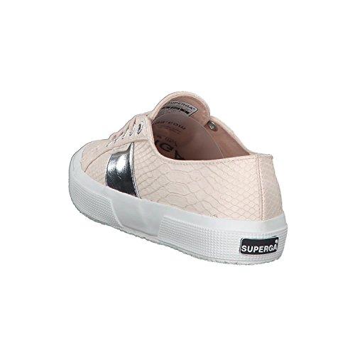 Superga 2750-Pusnakew, Sneaker a Collo Basso Donna Rosa (Lt Pink)
