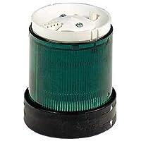 Schneider Electric xvbc2b3d LED 24V AC/DC verde, Illuminato con Luce,