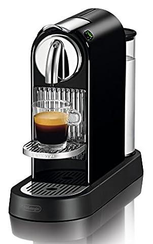DeLonghi EN 166.B Nespresso Citiz Kapselmaschine (1260 Watt)