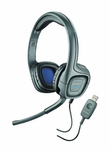 Plantronics .Audio 655 DSP-Stereo-Headset Bling Headset