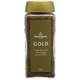 Morrisons Gold Instant Coffee, 200g