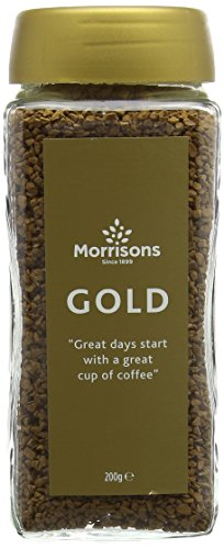 Morrisons Gold Instant Coffee, 200g 41UoofOIBhL