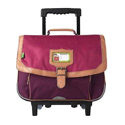 Tann's , Zaino  Bambini, rosa/viola (Multicolore) - T5CL-TCA38-RV