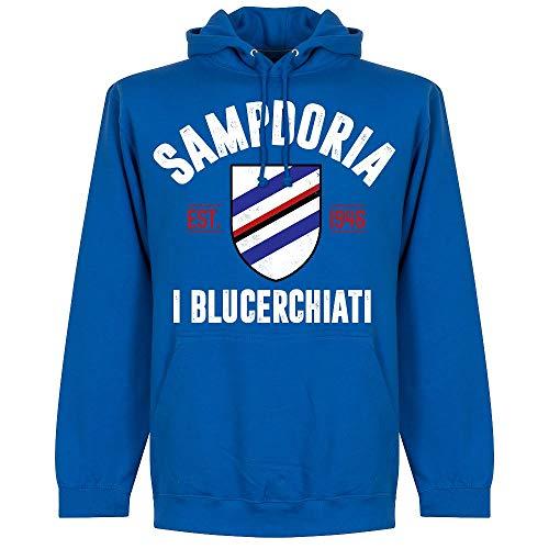 Sampdoria - Sudadera con Capucha