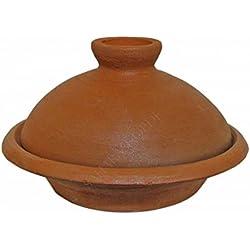Tajín marroquí Sahara color diámetro 36 cm