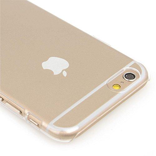 Madcase Apple iPhone SE / 5S / 5 Schutzhülle Ledertasche mit Kartenfach Premium Design Case Tasche Portemonnaie PU Leder Hülle - Orange Hartschalen Cover - Klar