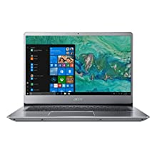 "Acer Swift 3 SF314-56-7872 Notebook con Processore Intel Core i7-8565U, Ram 8 GB DDR4, 512GB PCIe NVMe SSD, Display 14"" IPS Full HD LED LCD, Scheda Grafica Intel UHD 620, Windows 10 Home, Silver"