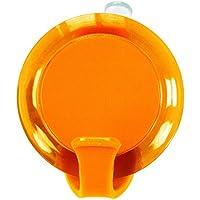 Kleine Wolke 5093488887 Saughaken Easy Hooks, Wandhaken, orange