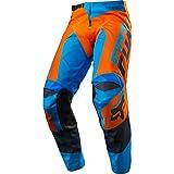 Fox 180 Mako MX-Hose, Farbe orange, Größe 38