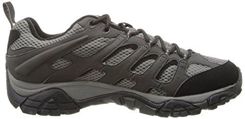 Merrell - Moab GTX - Chaussure de randonnée - Montante - Homme - Gris