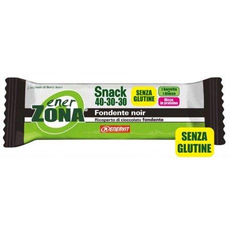 EnerZona Snack 40-30-30 Fondente Noir 1 Barretta - 41Up%2BAzoq2L