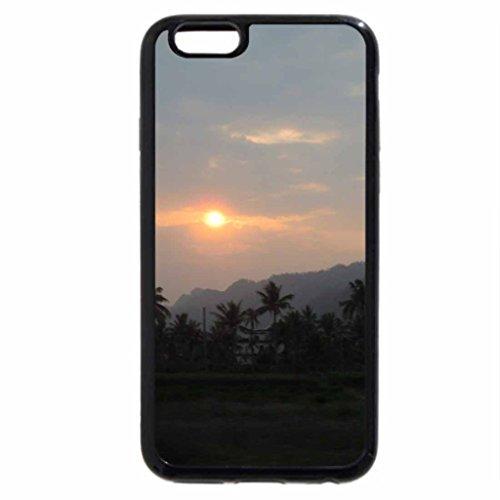 iPhone 6S / iPhone 6 Case (Black) Ilha Formosa