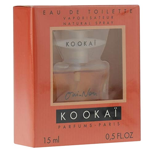 Kookai Oui–Non Eau de Toilette Eau de Toilette Spray 15ml