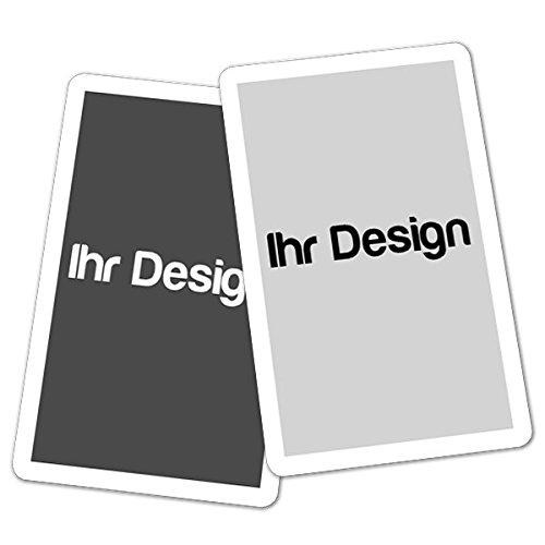 Blankokarten - frei gestaltbar mit ihren Bildern (160 Spielkarten)