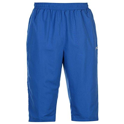 Slazenger Herren Trainingshose 3/4 Länge Royal 3XL (Blau Royal Leggings)