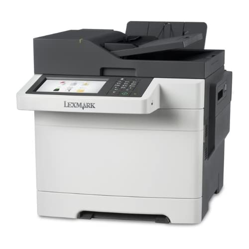 Lexmark CX510de Laser All-In-One Color Printer
