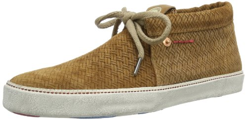 REPLAY - Sneaker Dagan, Uomo, marrone scuro (Braun (TAN 56)), 41