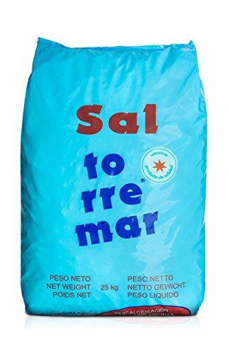 Torremar Saco Sal 25kg (Pastilla)