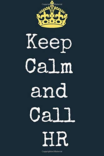 Zoom IMG-2 keep calm and call hr