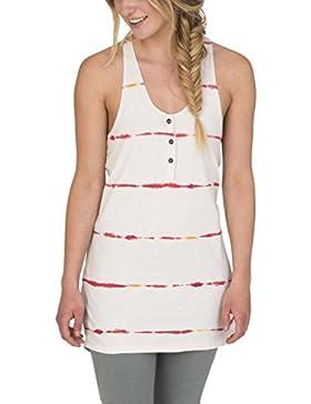 Burton Tank Top WB Cedar - Camiseta/camisa deportiva para mujer, color multicolor, talla M