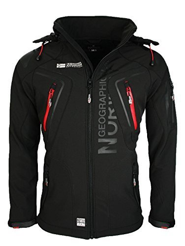 GEOGRAPHICAL NORWAY Homme Coque souple...