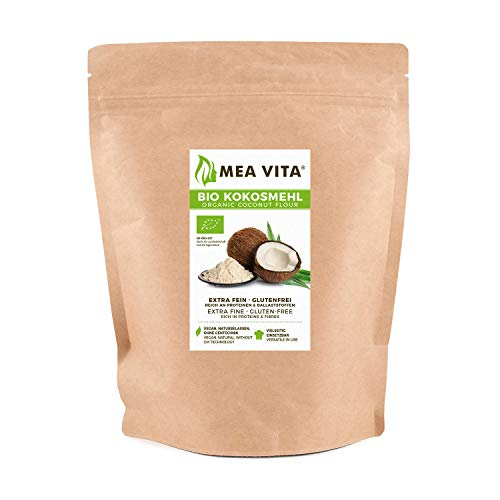 MeaVita Bio Kokosmehl, 500 g