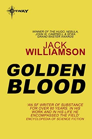 book cover of Golden Blood