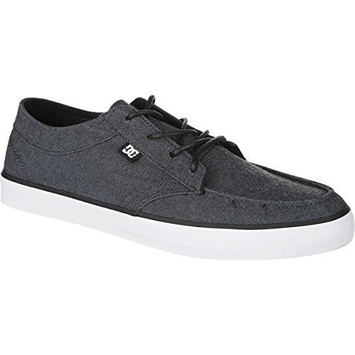 da skateboard Black DC Shoes Uomo Rinse Scarpe twZFEpxq4