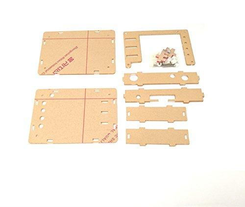 IVIDZ DIY Fall Shell DIY Oszilloskop Kit Teile Cover für DSO138 Oszilloskop Zubehör
