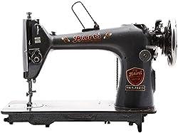 Aarti TA-1 Round Arm Sewing Machine Top (Grey)