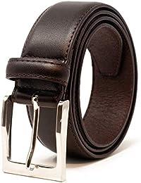 Ashford Ridge 38mm ceinture en cuir enduit - 81cm - 152cm taille ad6202c5266