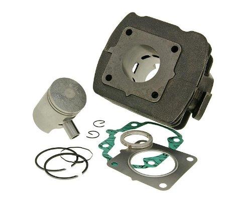 Preisvergleich Produktbild ITALKIT 50ccm / 12mm Zylinder Kit für Honda Shadow 50,  Vision 50 gerader Zylinderanschluss