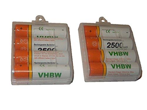 lot-8-piles-vhbw-aa-micro-r3-hr03-2500mah-pour-nikon-coolpix-l101-l105-l110-l120-l310-l320-l330-l610