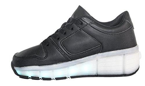 Elara, Sneaker bambini Nero