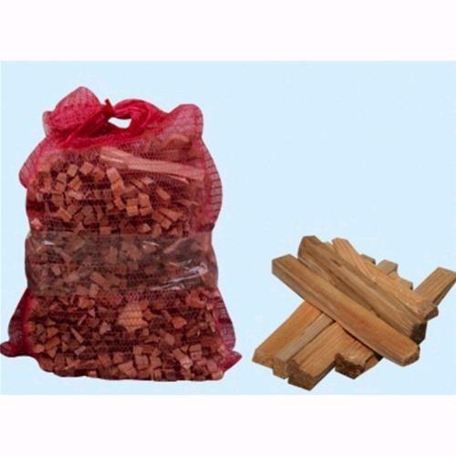 Holz Claves Tannenholz Lung.15cm. Feuerbällchen in Taschen-KG5ca