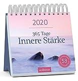 Postkartenkalender 365 Tage innere Stärke 2020 - Wochenkalender mit abtrennbaren Postkarten: Inspirierender Aufstellkalender für mehr Ruhe, Gelassenheit und Achtsamkeit -