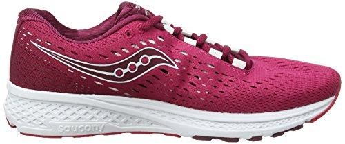 Saucony Breakthru 3 Womens Laufschuhe - Ss17 Pink (pink / Berry)