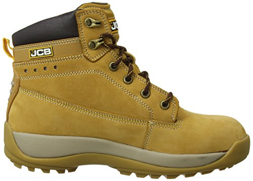 JCB 5cx, Chaussures de  Football homme Marron - Miel