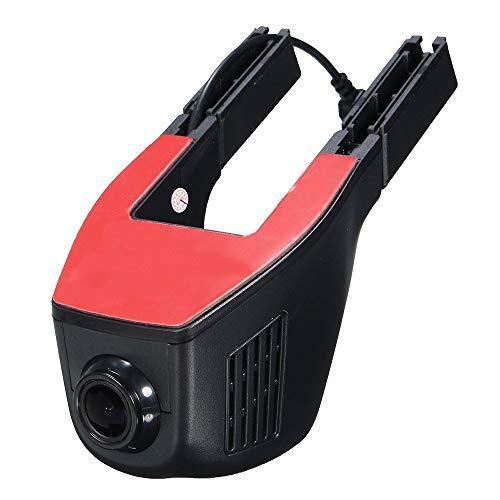 Shuxinmd Langlebiges Leichtgewicht 1080P Verdeckte Kamera Für WiFi Auto DVR Kamera Videorecorder Objektiv für Computer Desktop Laptop Desktop-dvr