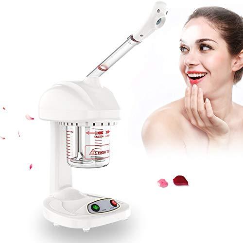Nano Ionic Gesichtsdampfer Gesichtssauna Mit 360 ° Drehbarem Sprayer, Abnehmbarer Wassertank Professionel Für Den Einsatz Zu Hause, Spa, Schönheitssalon
