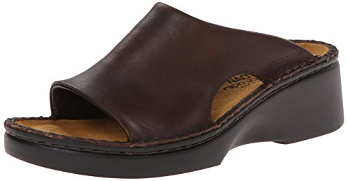 Naot Womens Rome Leather Sandals Buffalo