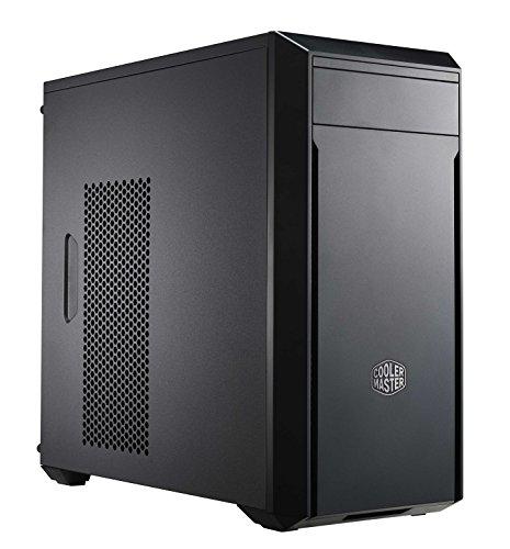 Cooler Master MasterBox Lite 3 PC-Gehäuse 'micro-ATX, Mini-ITX, USB 3.0, Seitliches Lochgitter' MCW-L3S2-KN5N - Mini-itx Computer-system
